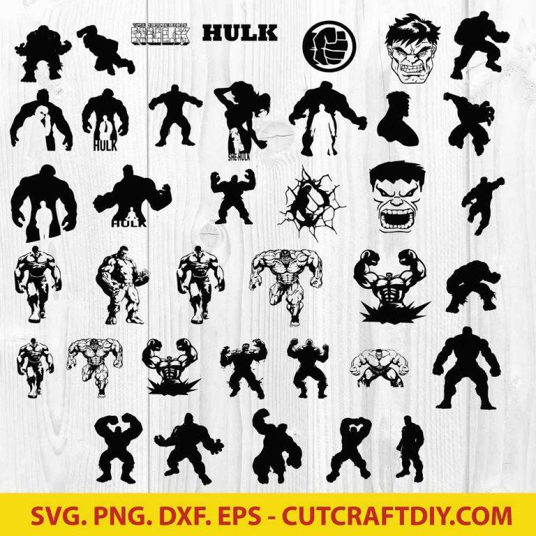 hulk svg file