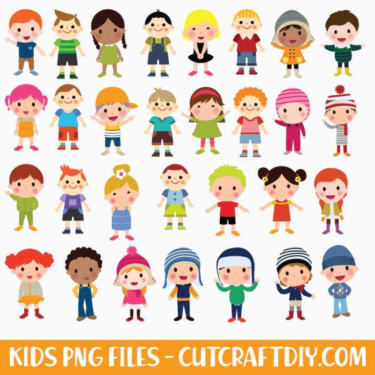Kids PNG