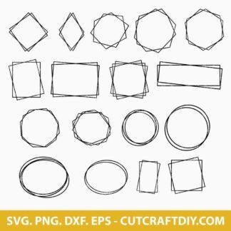 Square Frame SVG