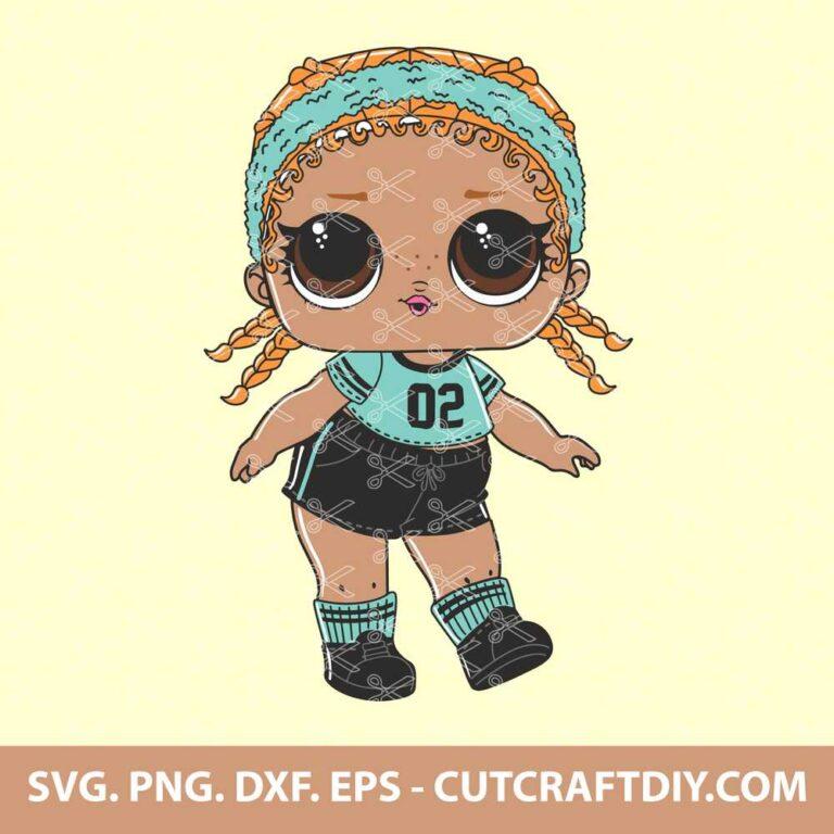 lol surprise doll svg cut file