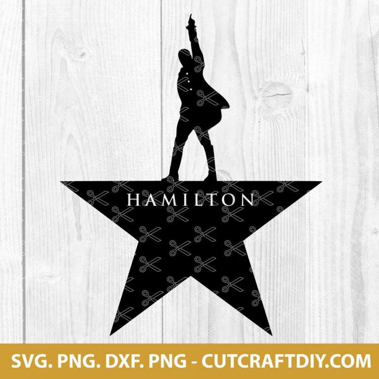Hamilton SVG