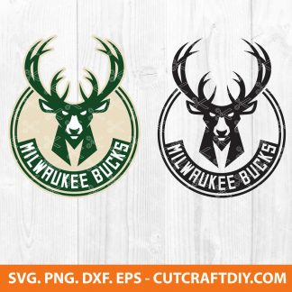 Milwaukee Bucks SVG