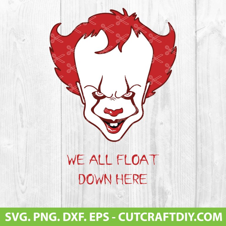 Pennywise SVG