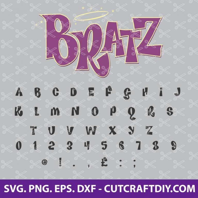 Bratz SVG Cut File