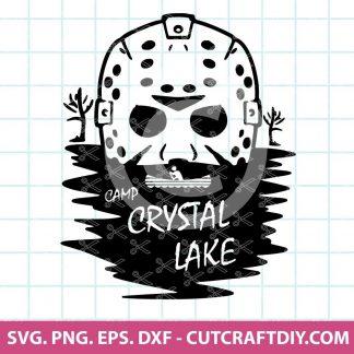 Camp Crystal Lake svg