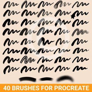 Procreate Brush Set