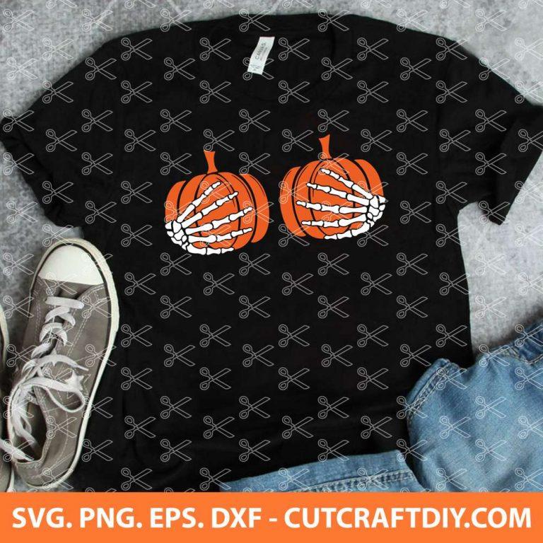 Save the pumpkins svg
